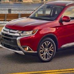 Mitsubishi Outlander Facelift A Venit La New York Cu O Nf I Are Nou Service Uri Auto